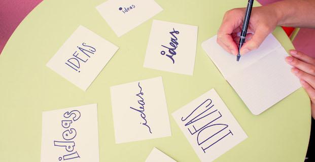 Newsletter writing tips need good ideas
